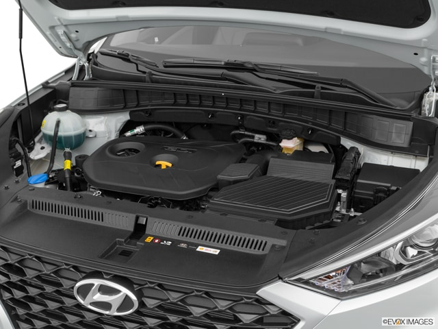 Hyundai Tucson Engine Interior