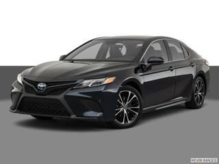 New 2020 Toyota Camry Hybrid SE Sedan in Ontario, CA