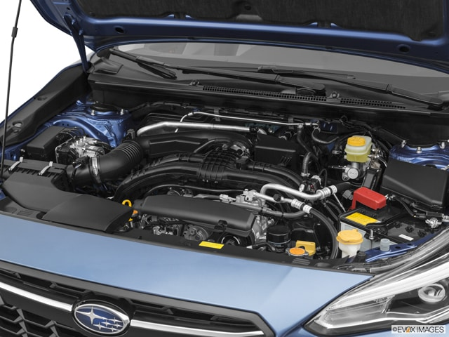 2020 Subaru Crosstrek Engine