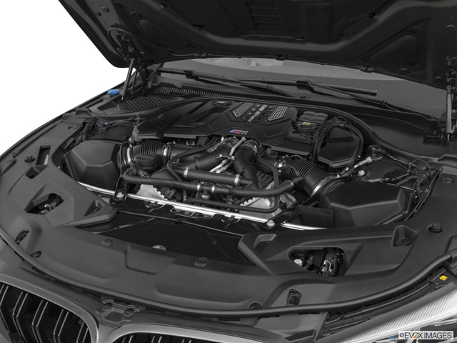 2020 BMW M8 Engine