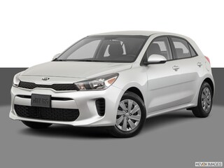 New 2020 Kia Rio S Hatchback for sale in Kaysville, UT at Young Kia