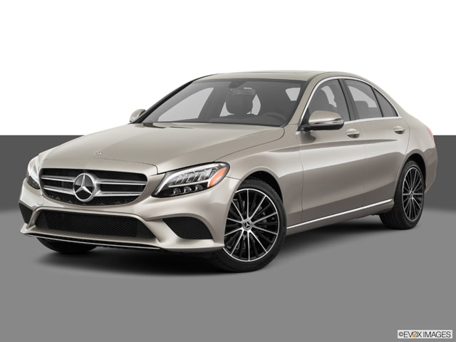 2020 Mercedes-Benz C-Class Sedan