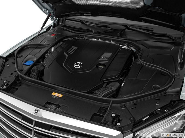 2020 Mercedes-Benz S-Class Engine