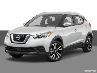New 2020 Nissan Kicks SV SUV M7134 for sale near Cortland, NY