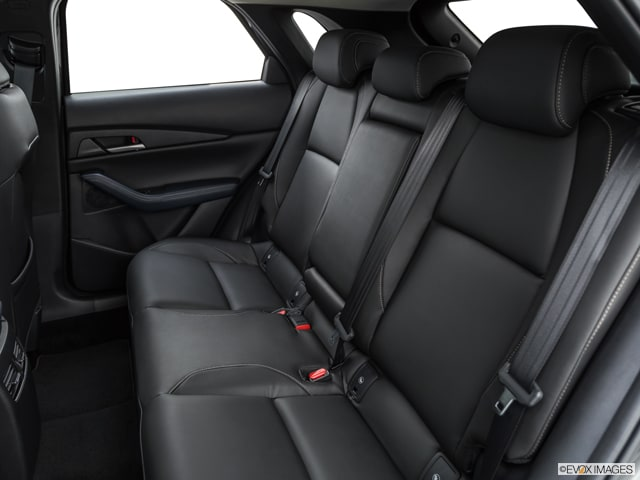 Mazda CX-30 Rear Seating Interior