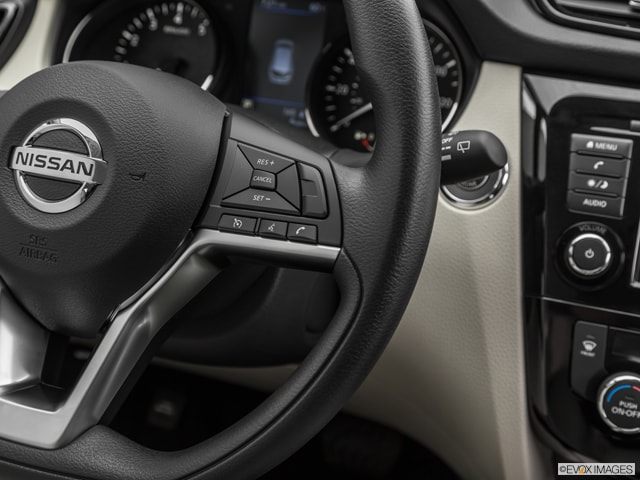 Nissan Rogue Sport Steering Wheel Buttons