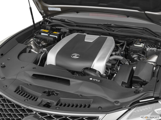 2020 Lexus RC Engine