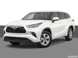 new 2020 Toyota Highlander LE SUV for sale in Washington NC