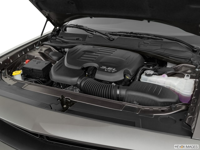 2020 Dodge Challenger Engine