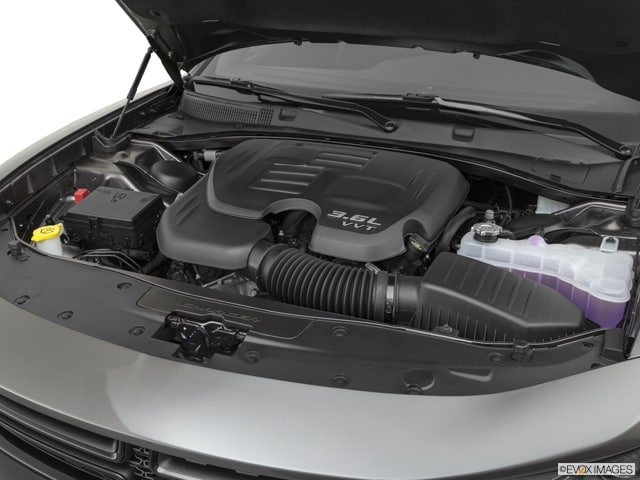 2020 Dodge Charger Engine
