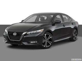 New 2020 Nissan Sentra SR Sedan for sale in Dodge City, KS