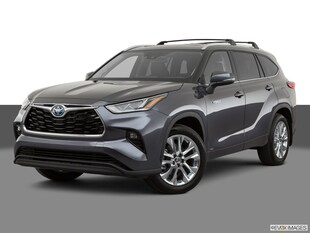 2020 Toyota Highlander Hybrid Limited SUV T34239