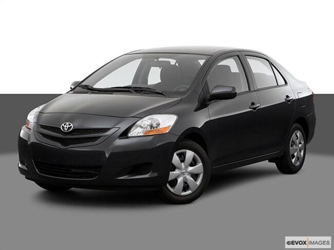 2007 Toyota Yaris S Sedan