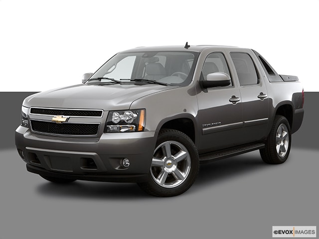 2007 Chevrolet Avalanche 4WD Crew CAB 130  LT W/3L Truck Crew Cab