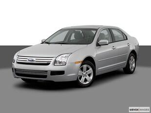 2007 Ford Fusion S I4 Sedan