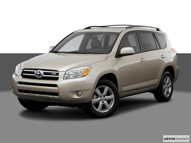 2007 Toyota RAV4 Limited 4WD  V6 Limited