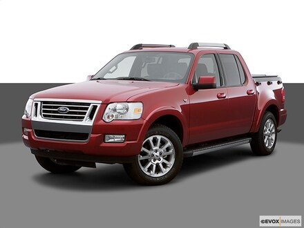 2007 Ford Explorer Sport Trac Limited SUV