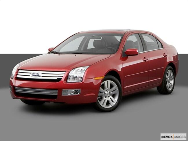 2007 Ford Fusion SEL I4 Sedan