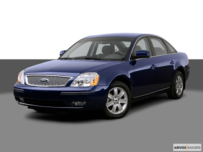 2007 ford five hundred limited edition