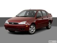 2007 Ford Focus Sedan