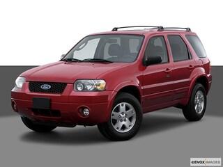 2007 Ford Escape Limited SUV