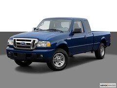 2007 Ford Ranger Truck Super Cab