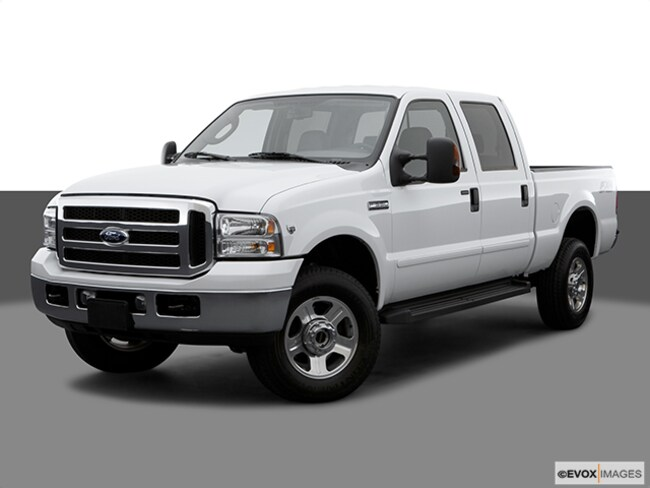 2007 Ford F-350 Crew Cab Truck