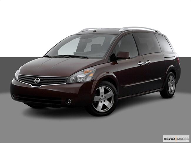 2007 Nissan Quest 3.5 SE Van