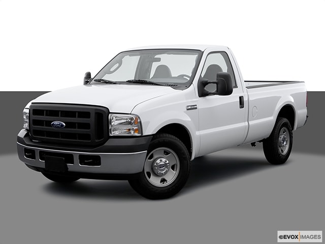 2007 Ford F-350 Crew Cab Pickup