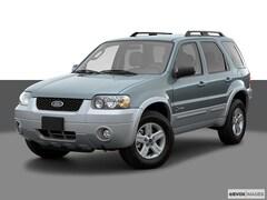 Used 2007 Ford Escape Hybrid SUV for Sale in Marquette, MI