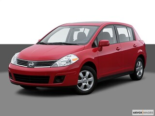 Used 2007 Nissan Versa Hatchback for Sale in Anchorage