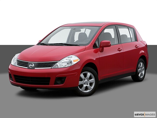 Used 2007 Nissan Versa In Riverdale Ut Stock P9050a
