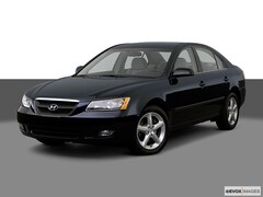 2007 Hyundai Sonata GLS w/XM Sedan