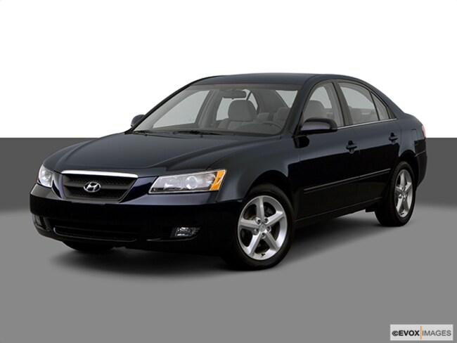 Used 2007 Hyundai Sonata For Sale in Moline IL | S3880A