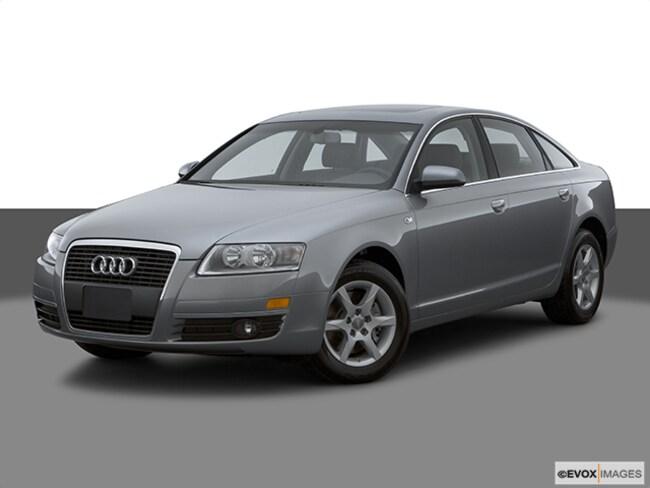 2007 Audi A6 4.2 Sedan