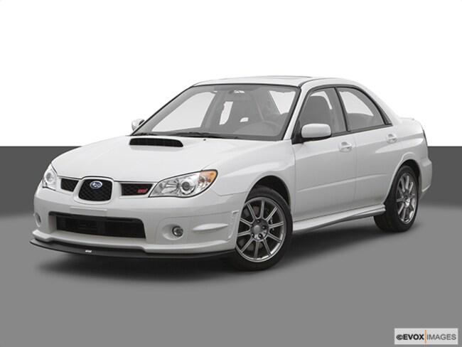 Used 2007 Subaru Impreza Wrx Sti For Sale Seattle Wa