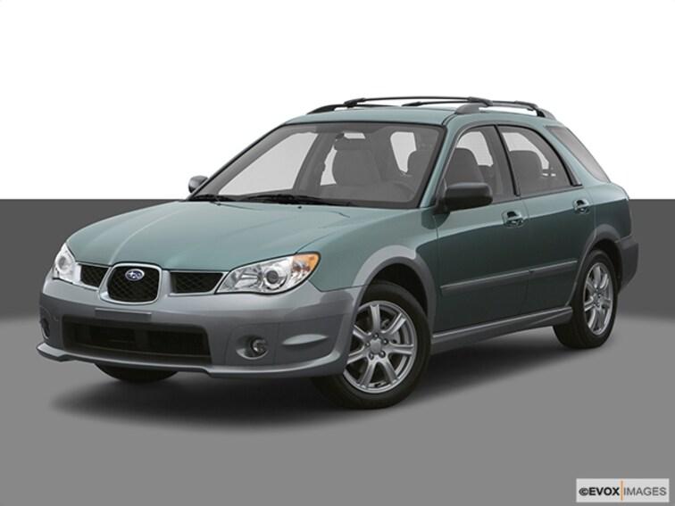 Used 2007 Subaru Impreza Outback Sport For Sale In Akron Oh Vin
