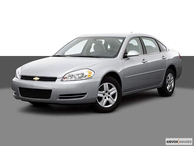 2007 Chevrolet Impala SEDAN