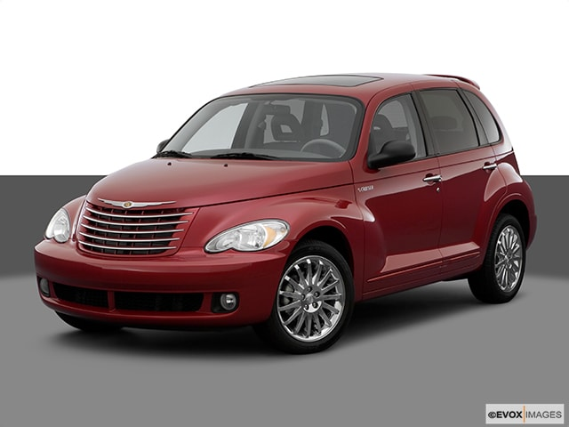 2007 Chrysler PT Cruiser Limited SUV