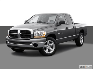 Used 2007 Dodge Ram 1500 Truck Quad Cab for sale in Oregon, Oh