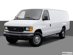 2007 Ford E-350 Super Duty Van