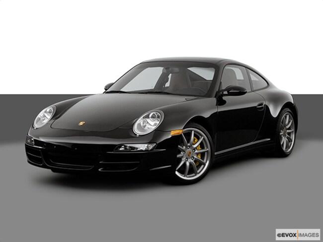 2007 Porsche 911 Carrera 4S Coupe