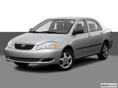 Used 2007 Toyota Corolla Sedan for sale in Charlottesville