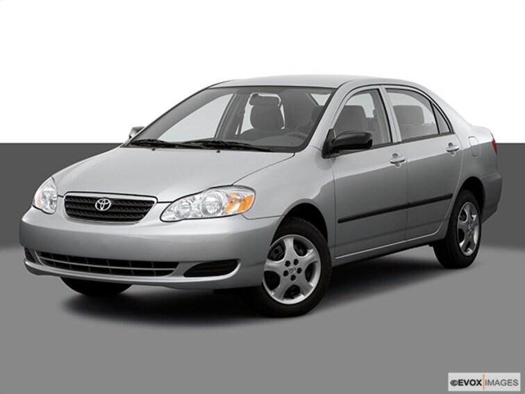 Pre-Owned 2007 Toyota Corolla LE Sedan for sale in Austin, TX