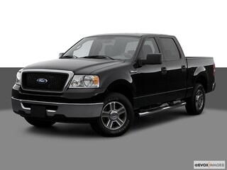 2007 Ford F-150 4D Crew CAB Not Specified