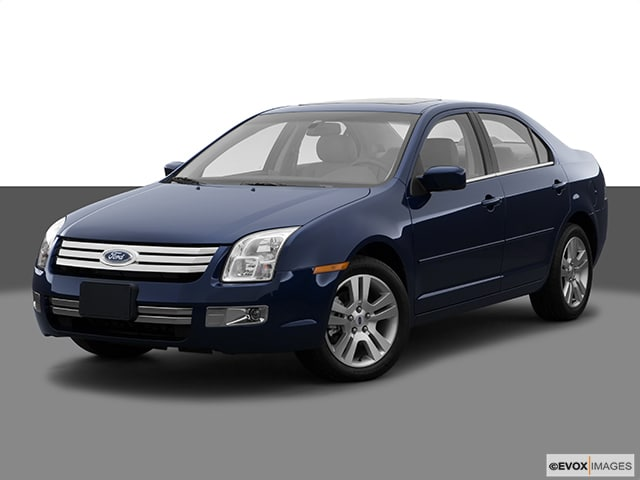 2007 Ford Fusion SEL Sedan