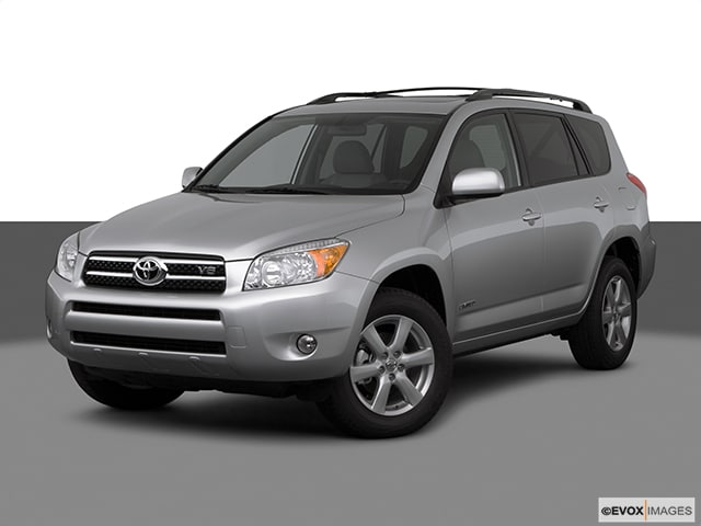 Used 2007 Toyota RAV4 Limited SUV In Tinley Park, IL