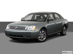 2007 Mercury Montego Sedan