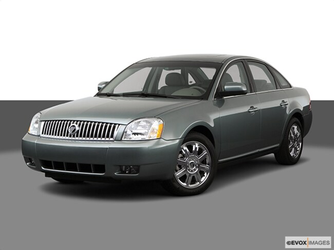 Used 2007 Mercury Montego For Sale At Lebanon Ford Inc