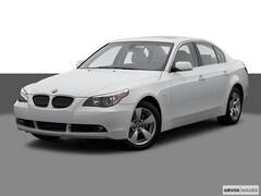 2007 BMW 5 Series 530xi Sedan